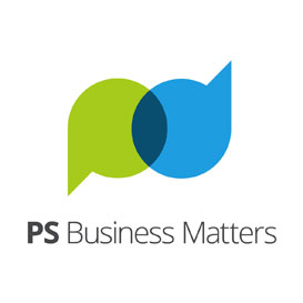 p s business matters logo