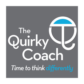 The Quirky Coach logo