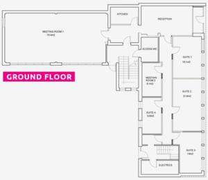 Mintworks Ground Floor Plan